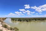 Murray River at Blanchetown