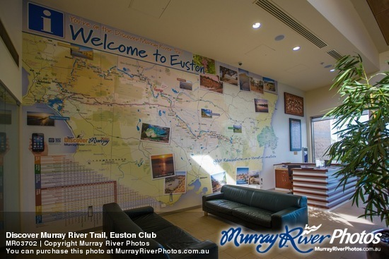Discover Murray River Trail, Euston Club