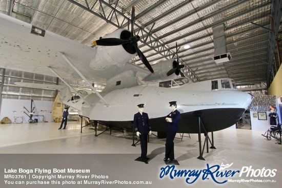Lake Boga Flying Boat Museum - Lake Boga