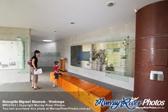 Bonegilla Migrant Museum - Wodonga