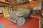WWII Willys Jeep from USA
