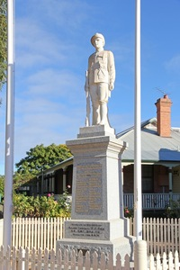 Wentworth War Memorial, NSW