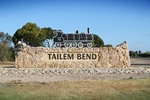 Tailem Bend town entrance sign