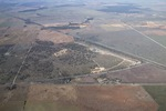 Aerial of Tailem Bend Motorsports Track - April 2015