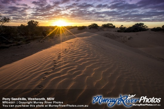 Perry Sandhills, Wentworth, NSW