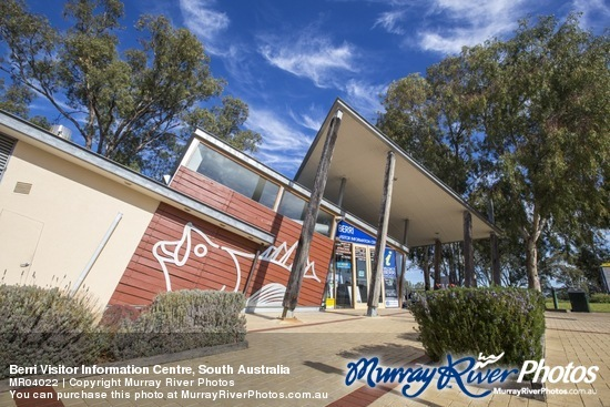 Berri Visitor Information Centre, South Australia