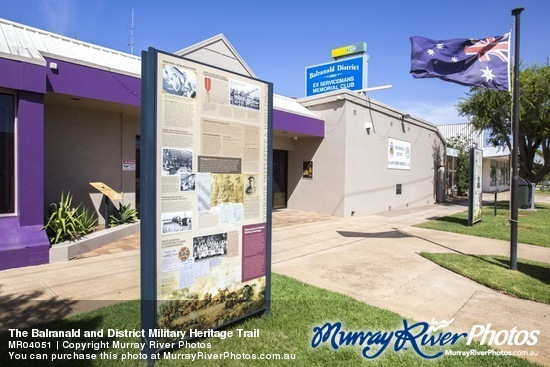 Balranald Military Trail