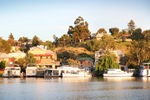 Riverfront of Mannum, South Australia