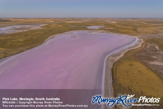 Pink Lake, Meningie, South Australia