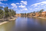 Murray River at Happy Valley, Robinvale