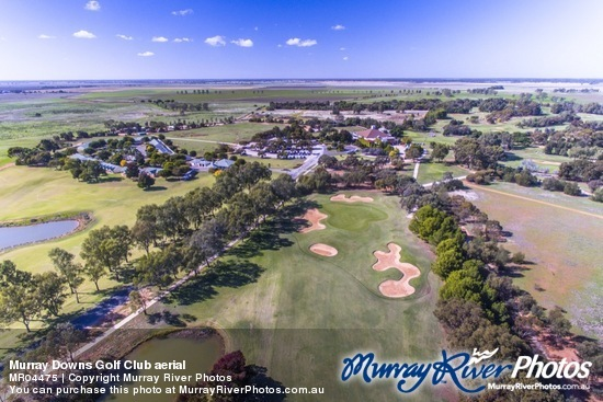 Murray Downs Golf Club aerial